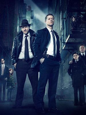 Affiche de la série Gotham (2014)