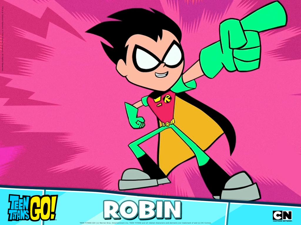 Affiche de la série Teen Titans Go!