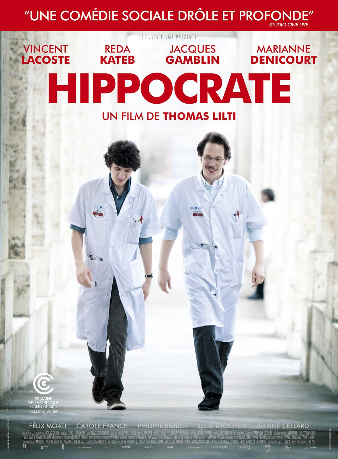 Achat Hippocrate en DVD - AlloCiné