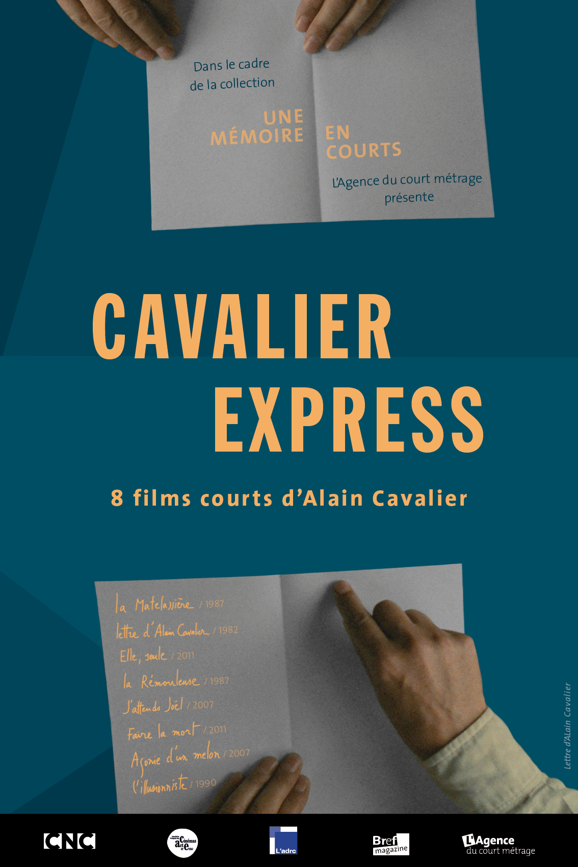 Télécharger Cavalier Express Gratuit DVDRIP