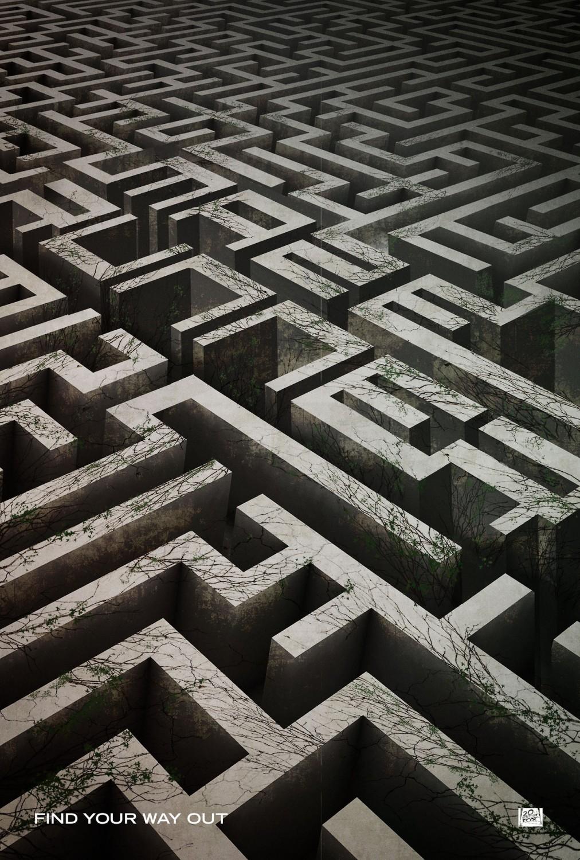Affiche du film Le Labyrinthe - Photo 51 sur 67 - AlloCiné