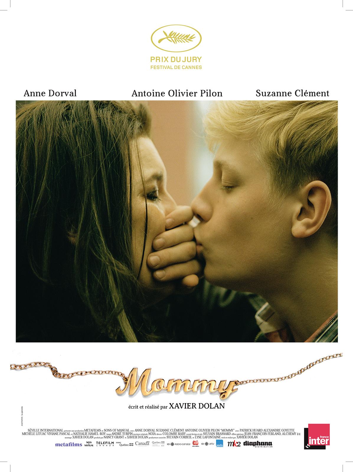 Achat Mommy en DVD - AlloCiné