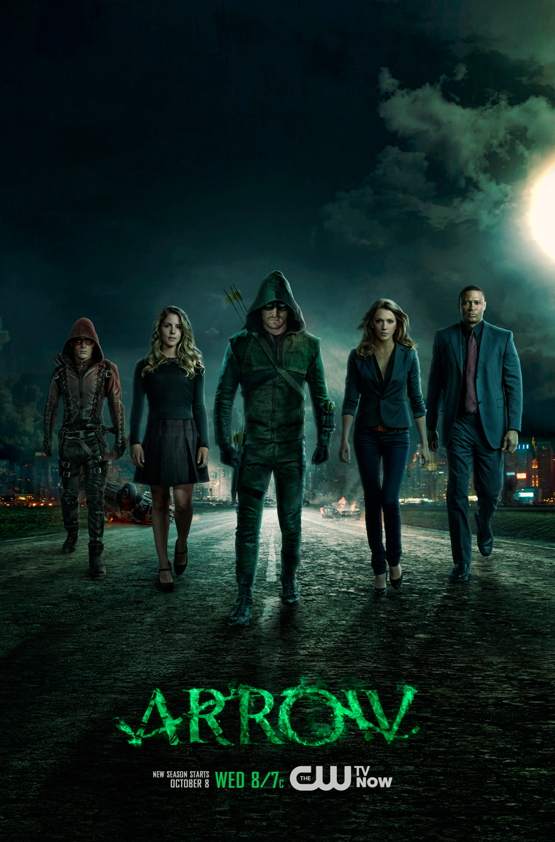 Arrow Saison 3 - AlloCiné