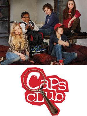 Affiche de la série Caps Club