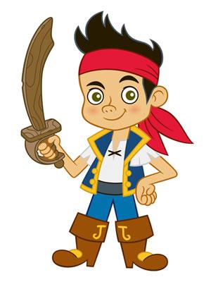 Affiche de la série Jake and the Neverland Pirates