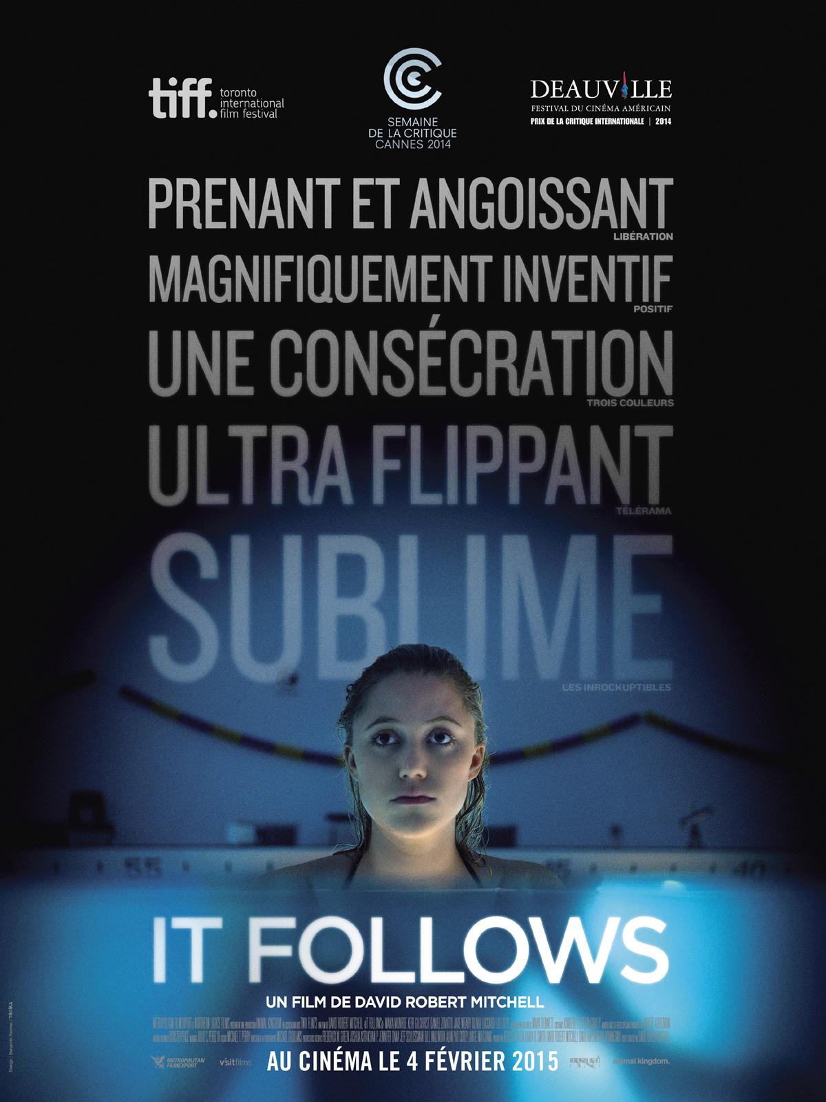 Achat It Follows en DVD - AlloCiné