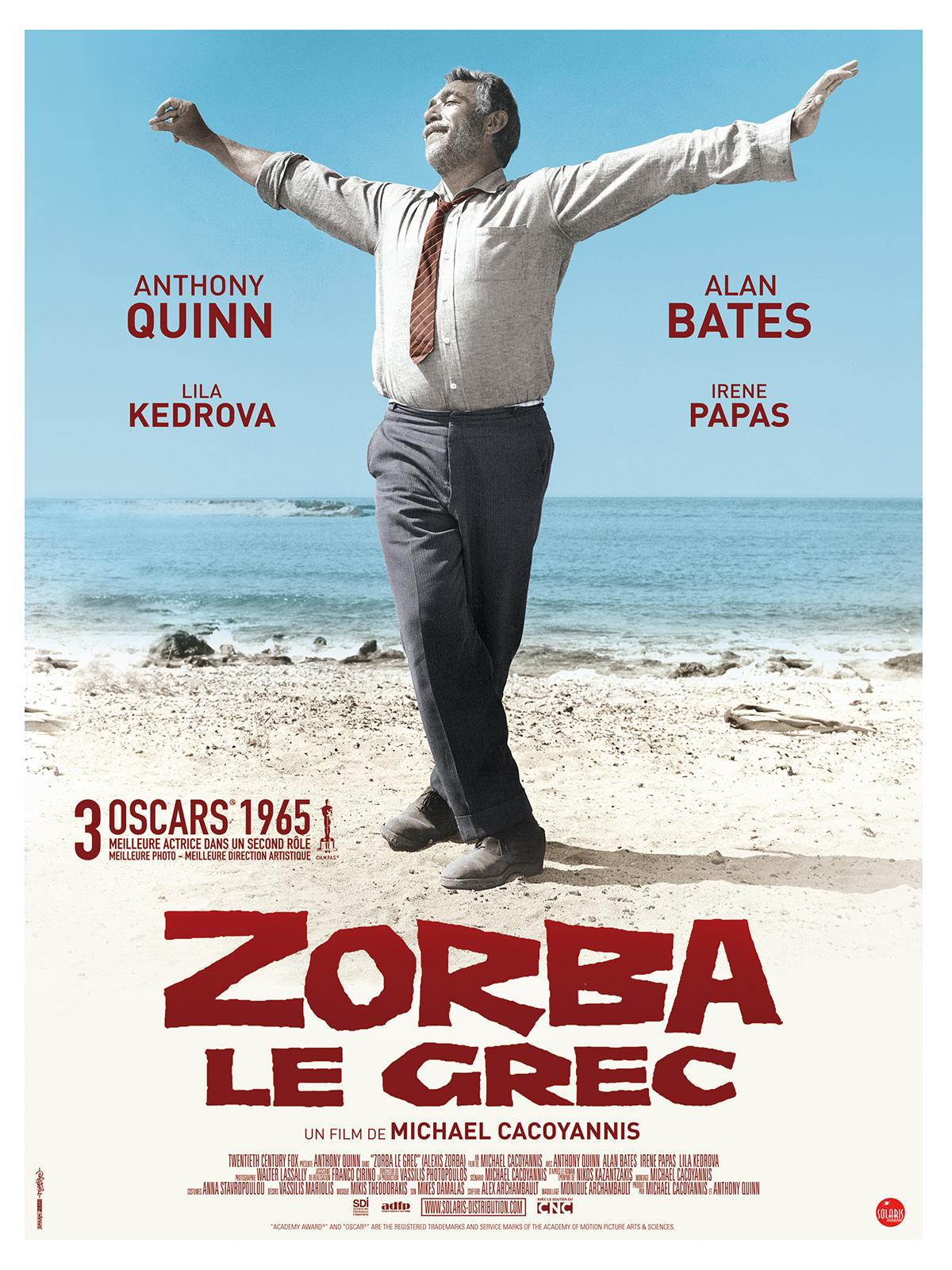 FILME GREC LE TÉLÉCHARGER ZORBA