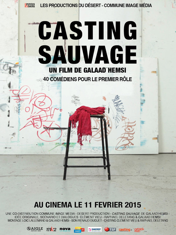 Casting Sauvage en Streaming