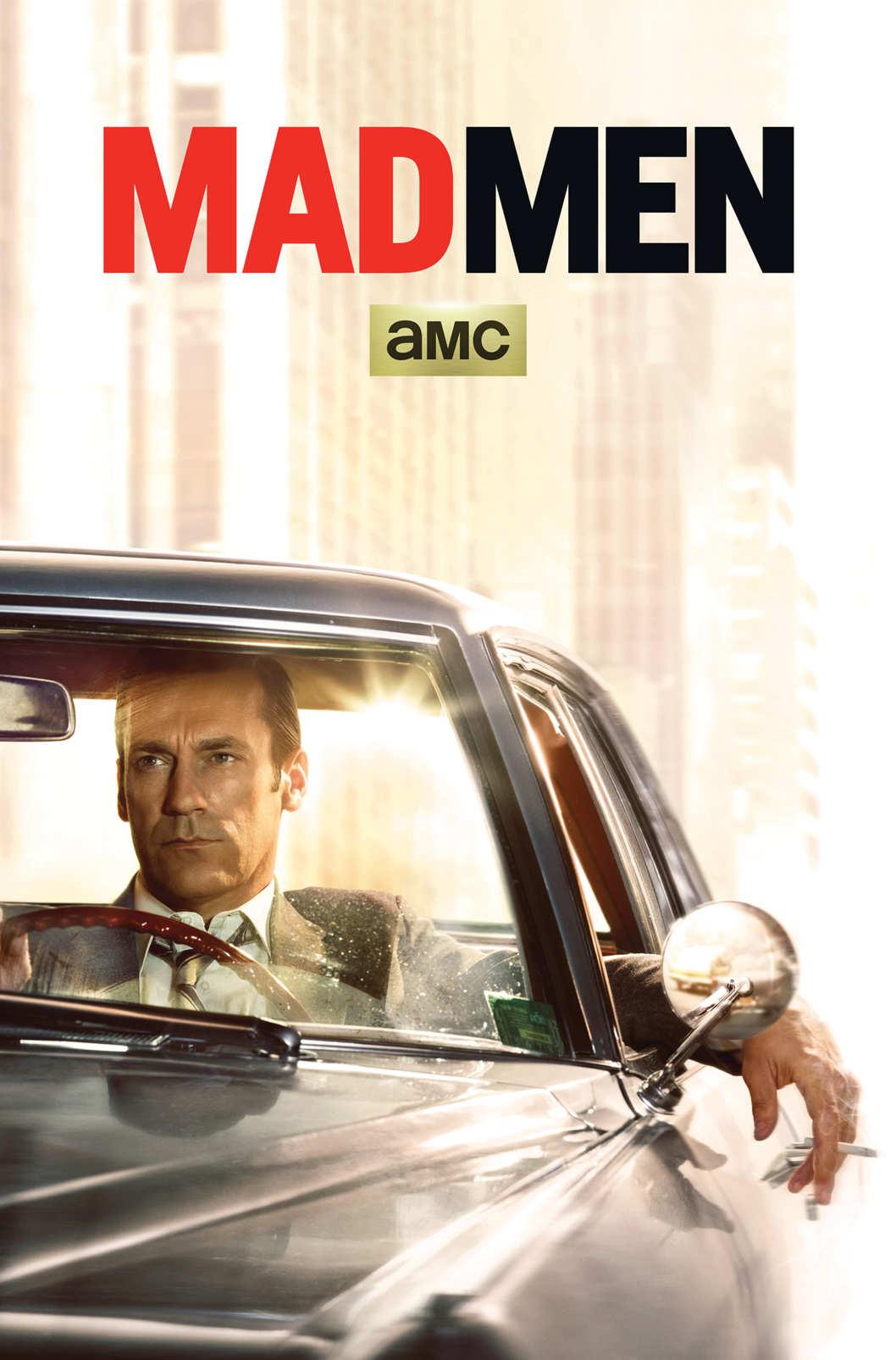 سلسلة Mad men