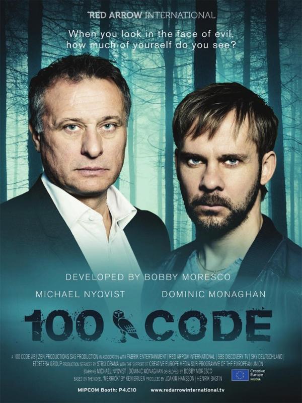Affiche de la série 100 Code
