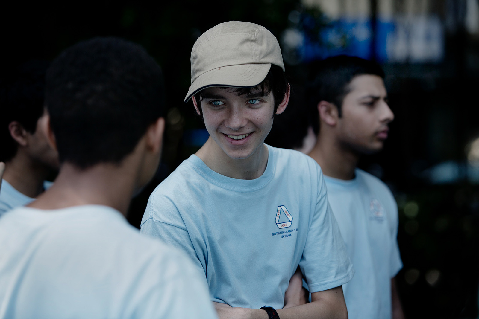 Le monde de Nathan : Photo Asa Butterfield