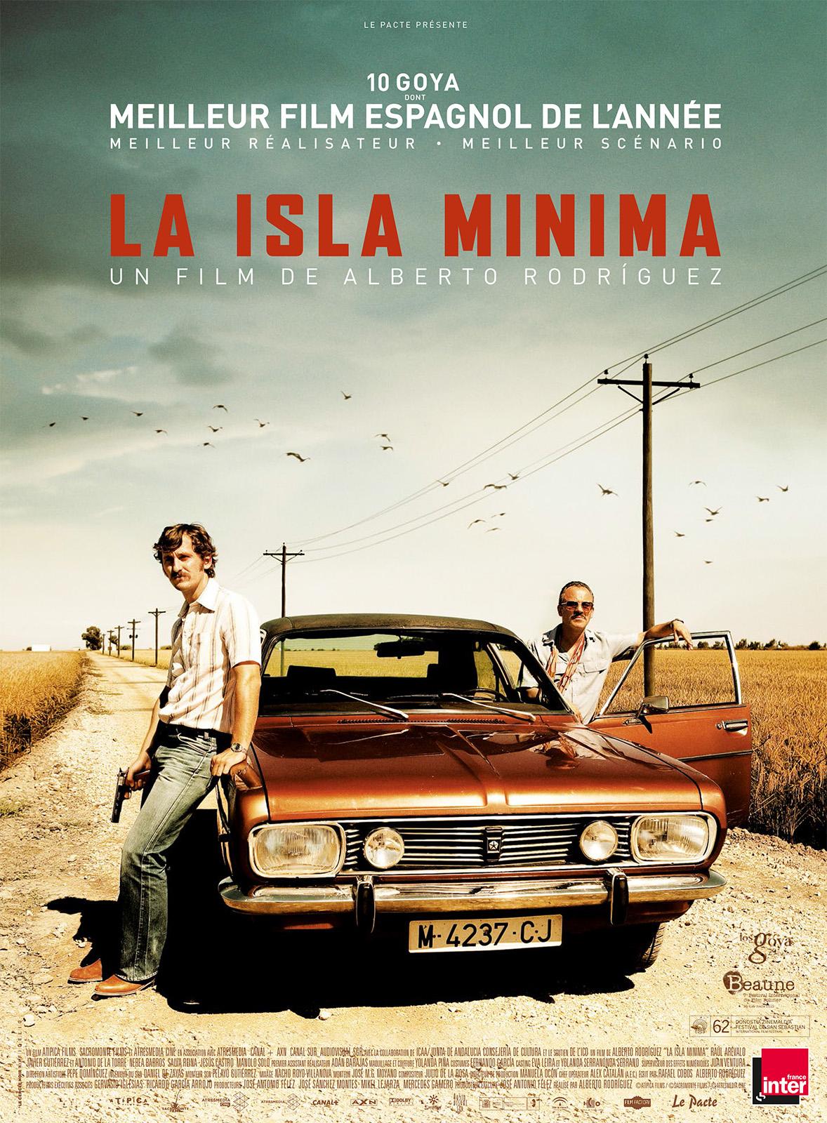 Achat La Isla mínima en Blu Ray - AlloCiné