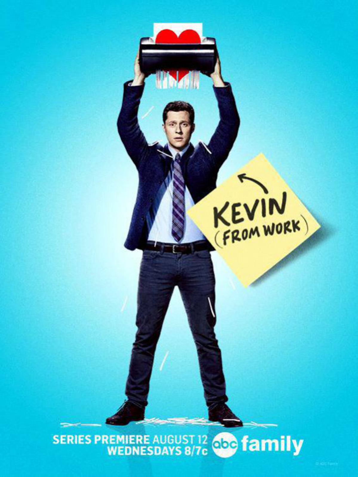 Affiche de la série Kevin From Work