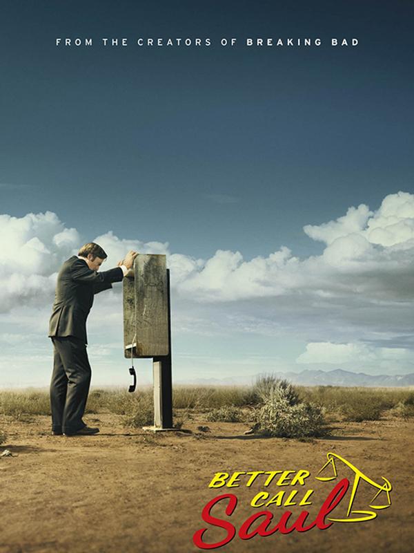 Affiche de la série Better Call Saul