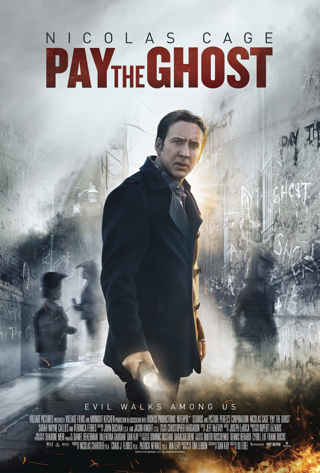 Pay The Ghost ddl