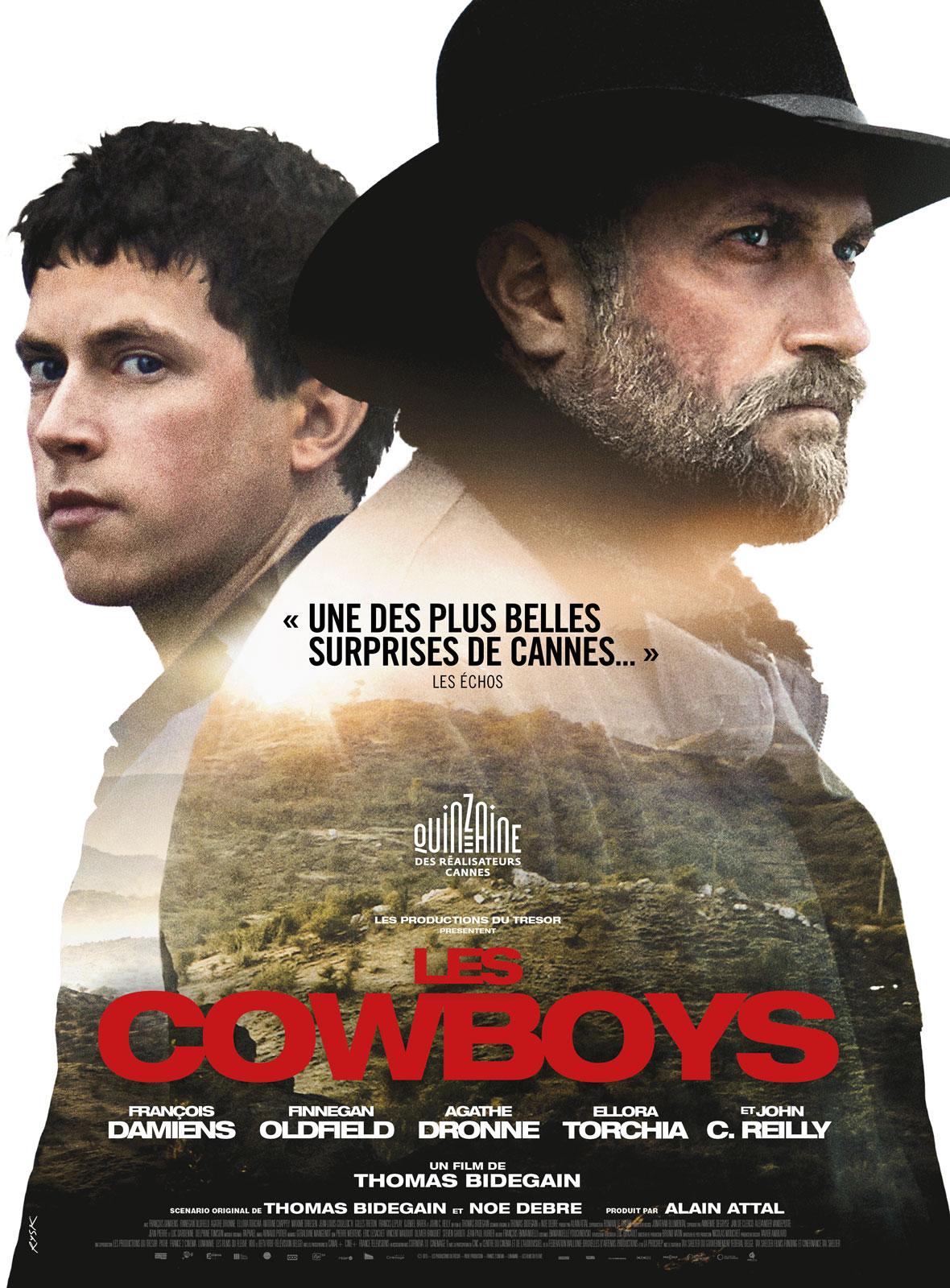 Les Cowboys ddl