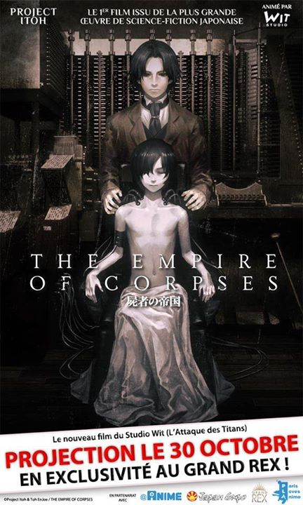 The Empire of Corpses ddl
