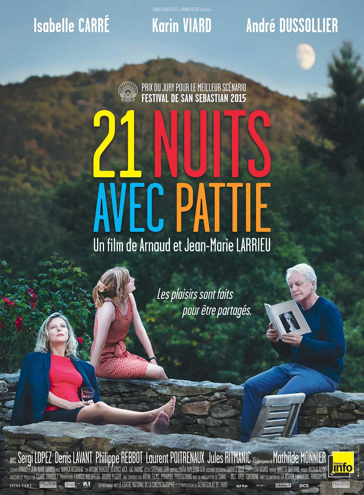 21 nuits avec Pattie ddl