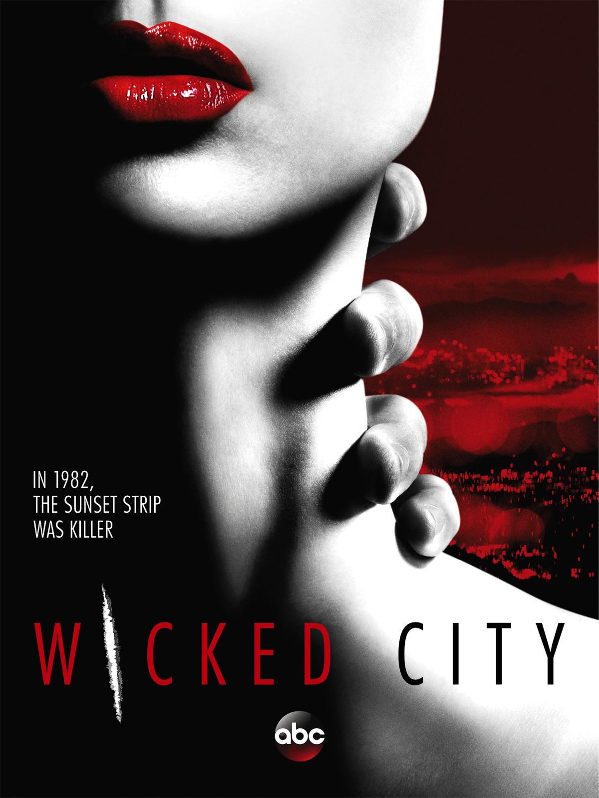 Affiche de la série Wicked City