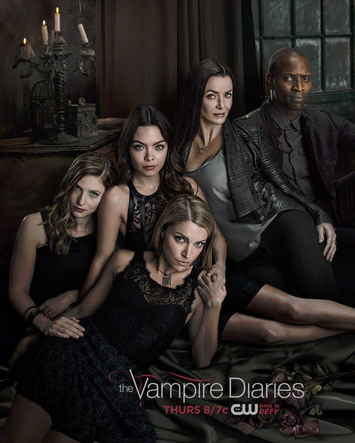 The Vampire Diaries Season 7 Streaming