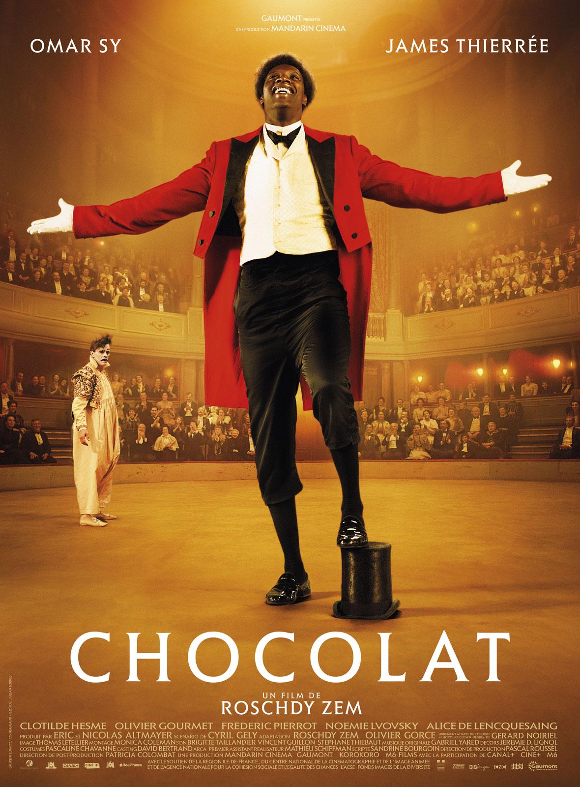 Chocolat ddl