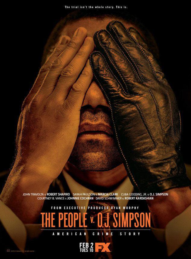 Affiche de la série American Crime Story