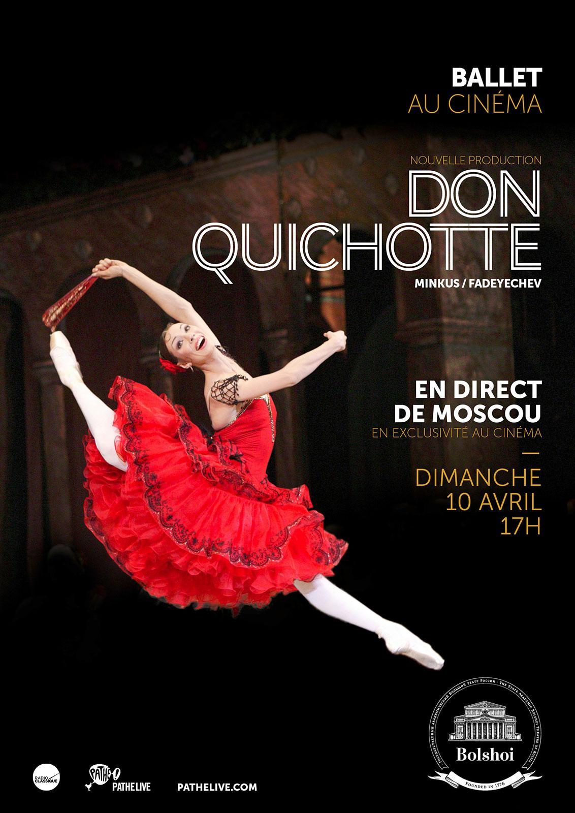Télécharger Don Quichotte (Pathé Live) HDLight 1080p TRUEFRENCH