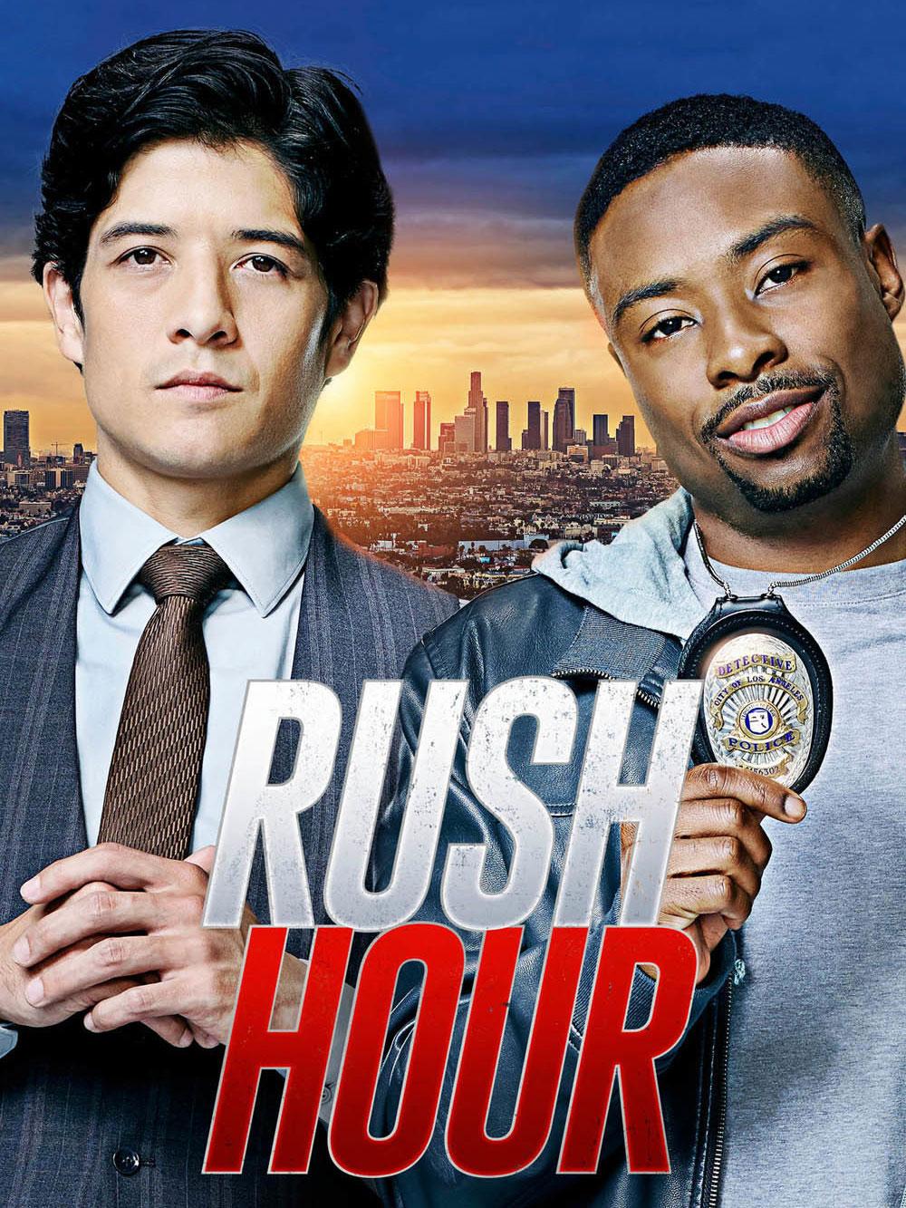 Affiche de la série Rush Hour