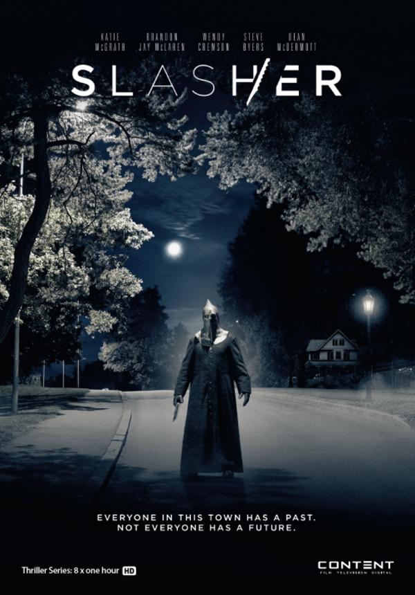 Affiche de la série Slasher