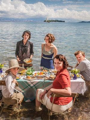 Affiche de la série The Durrells