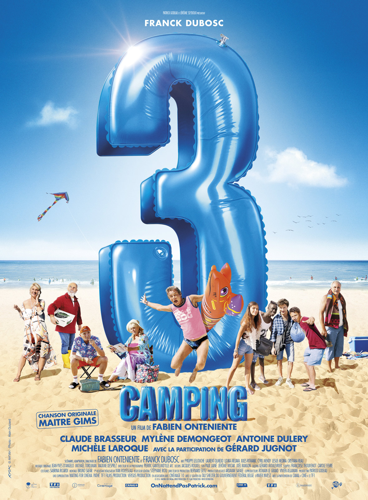 Camping 3 ddl