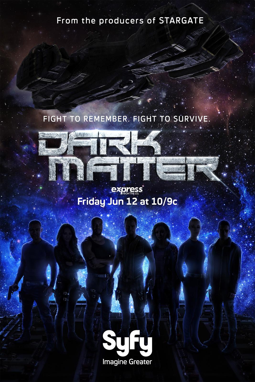 Affiche de la série Dark Matter
