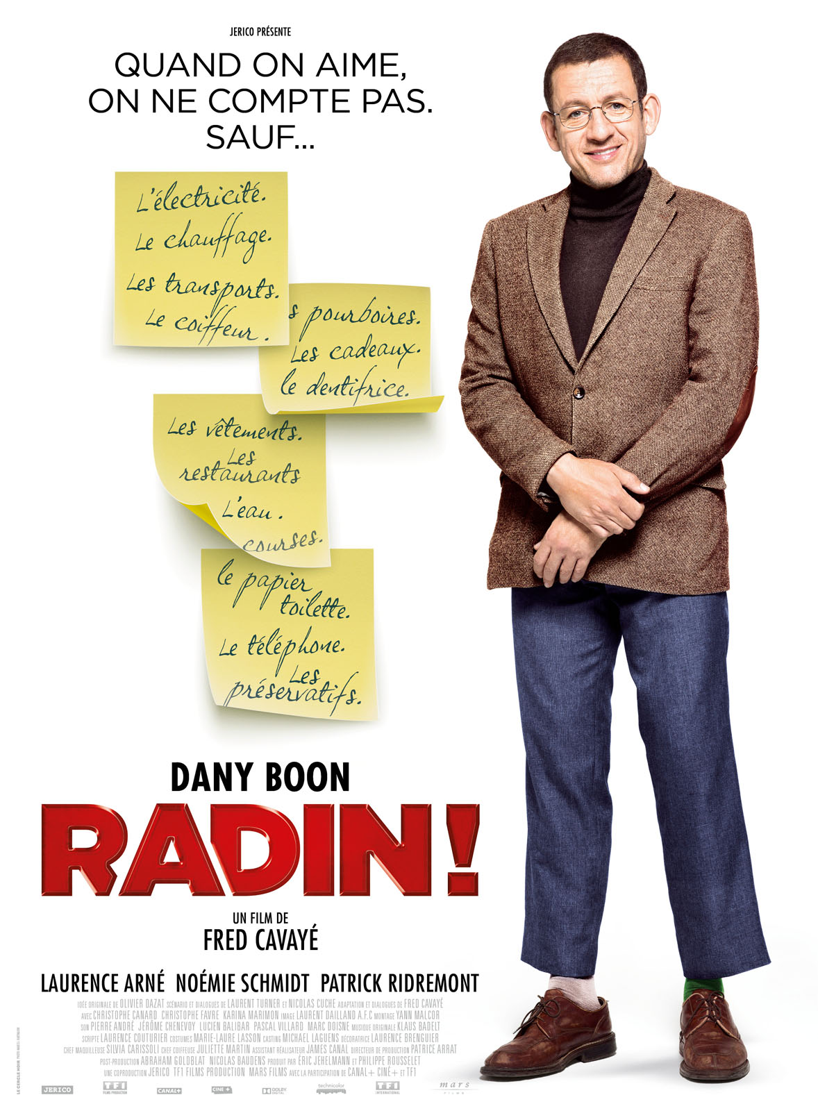 Achat Radin! en DVD - AlloCiné