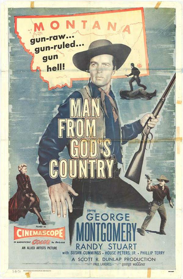 Le Bagarreur du Montana