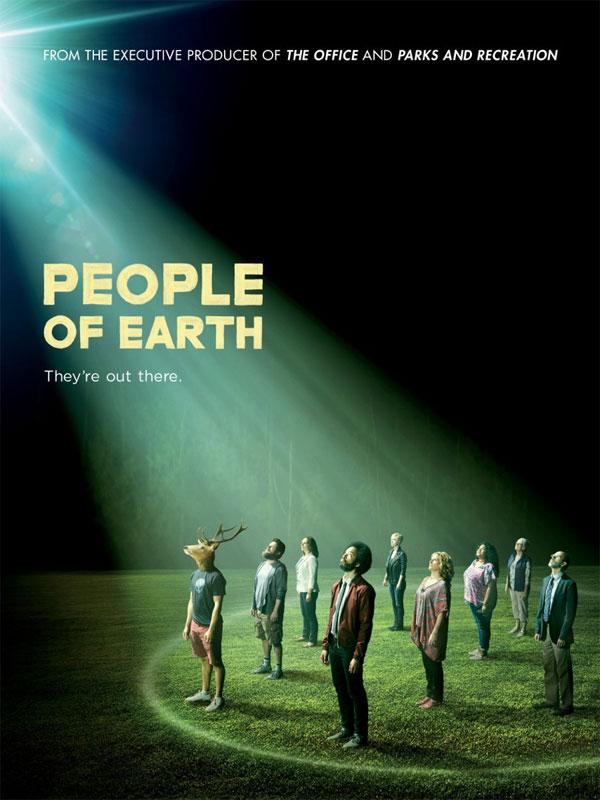 Affiche de la série People of Earth