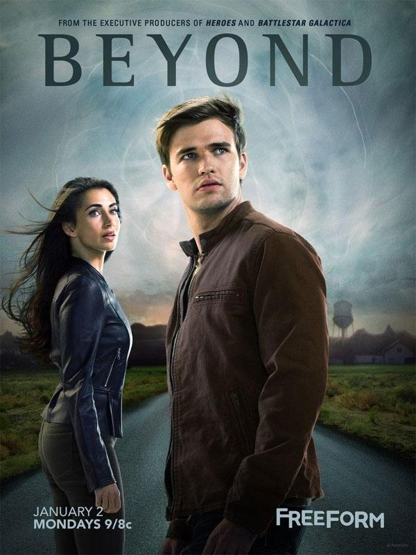 Affiche de la série Beyond