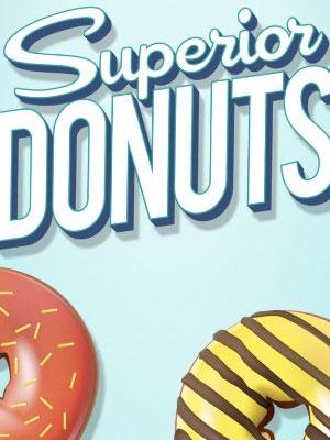 Affiche de la série Superior Donuts