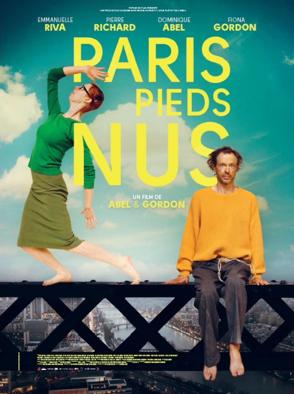 Paris Pieds Nus Film 2016 Allocine