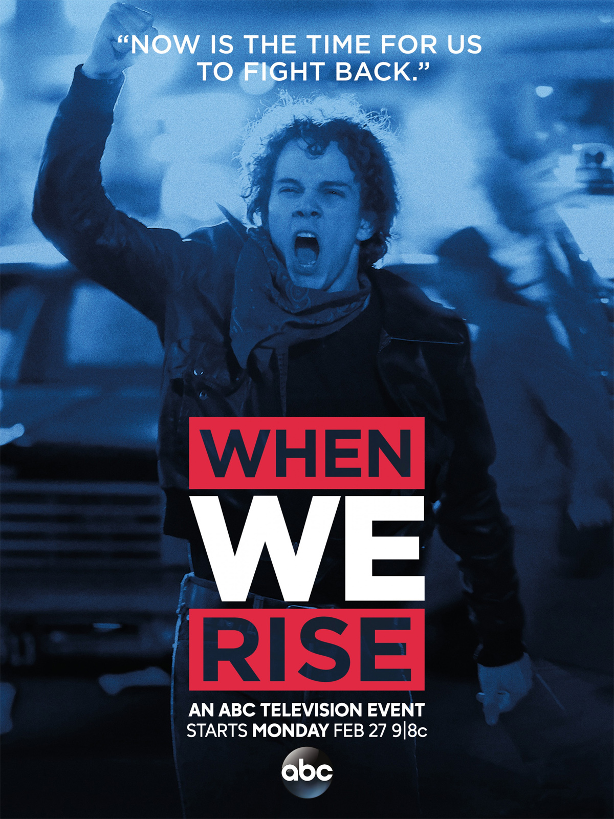 Affiche de la série When We Rise