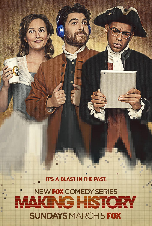 Affiche de la série Making History