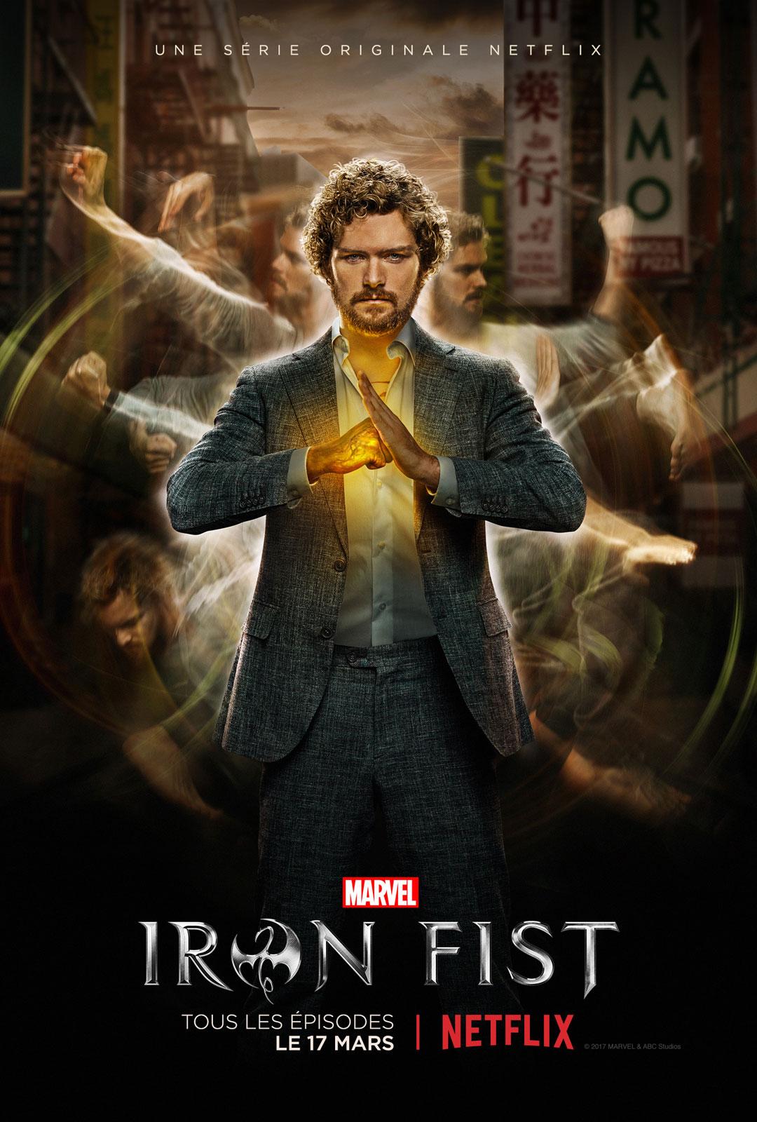 Marvel's Iron Fist Saison 1 - AlloCiné