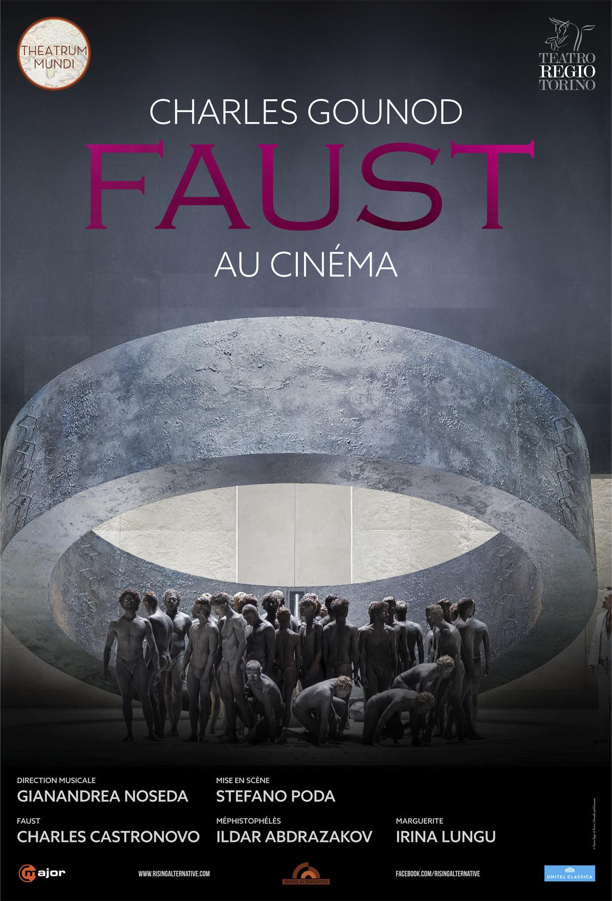 Télécharger Faust (Torino-Rising Alternative) TUREFRENCH Gratuit