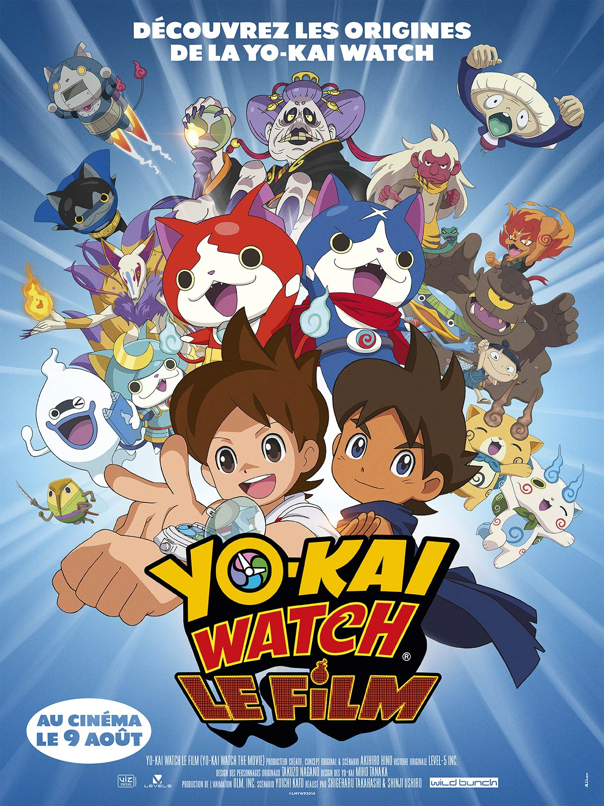 Yo Kai Watch Serien Stream