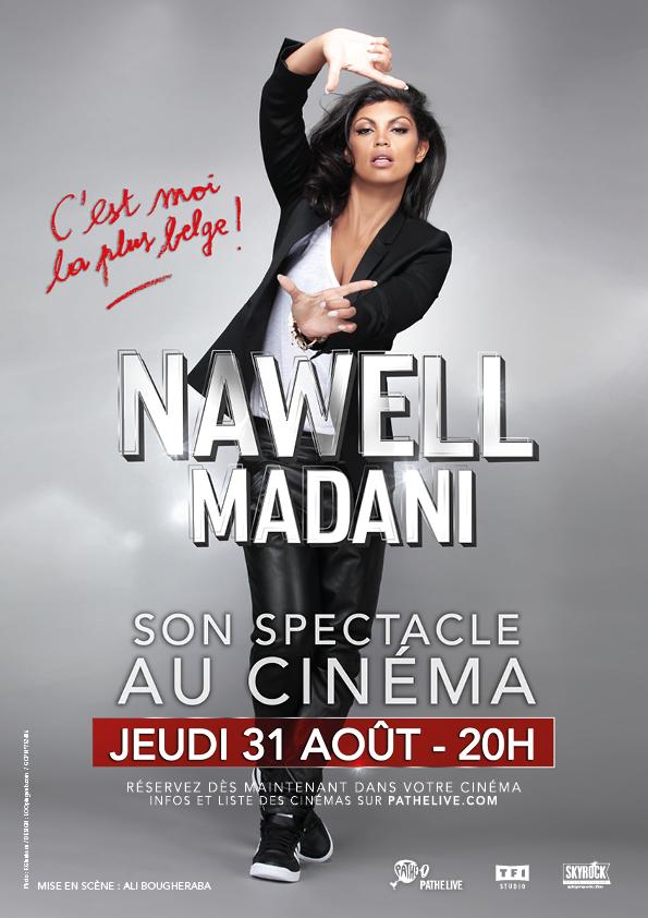 Télécharger Nawell Madani – «C'est moi la plus belge!»  au cinéma Gratuit Uploaded