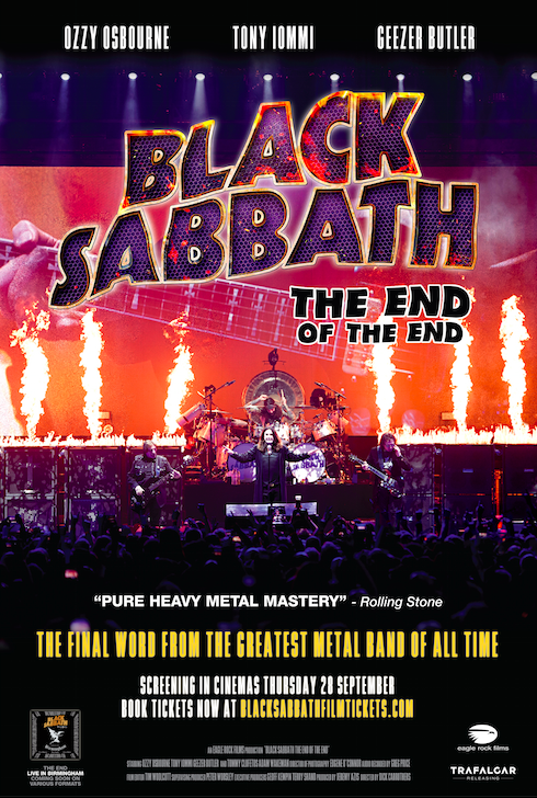 Télécharger Black Sabbath - The End Of The End DVDRIP TUREFRENCH