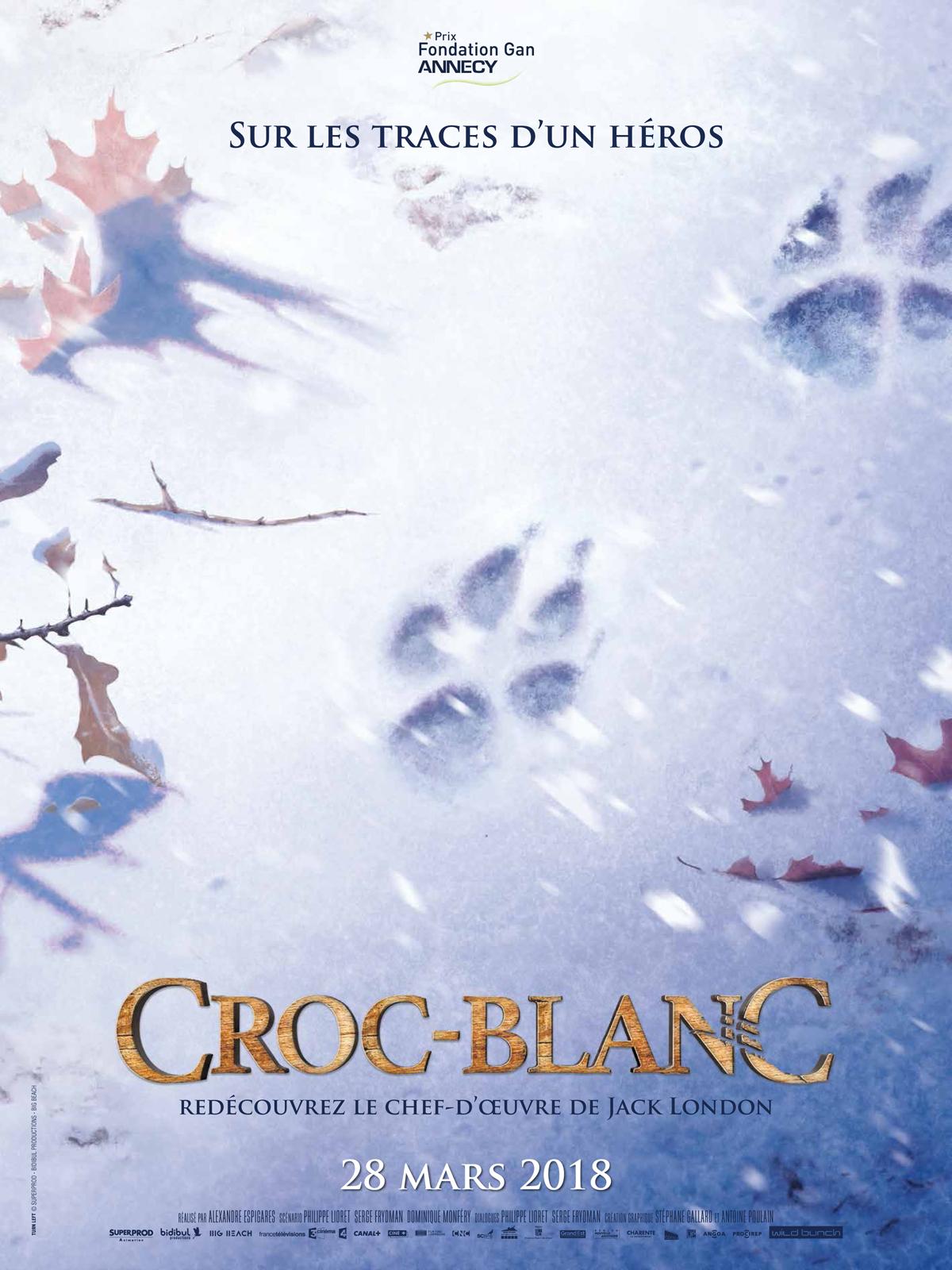 Télécharger Croc Blanc Gratuit DVDRIP