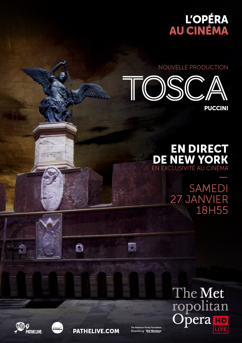 Télécharger Tosca (Met-Pathé-Live) TUREFRENCH DVDRIP Uploaded