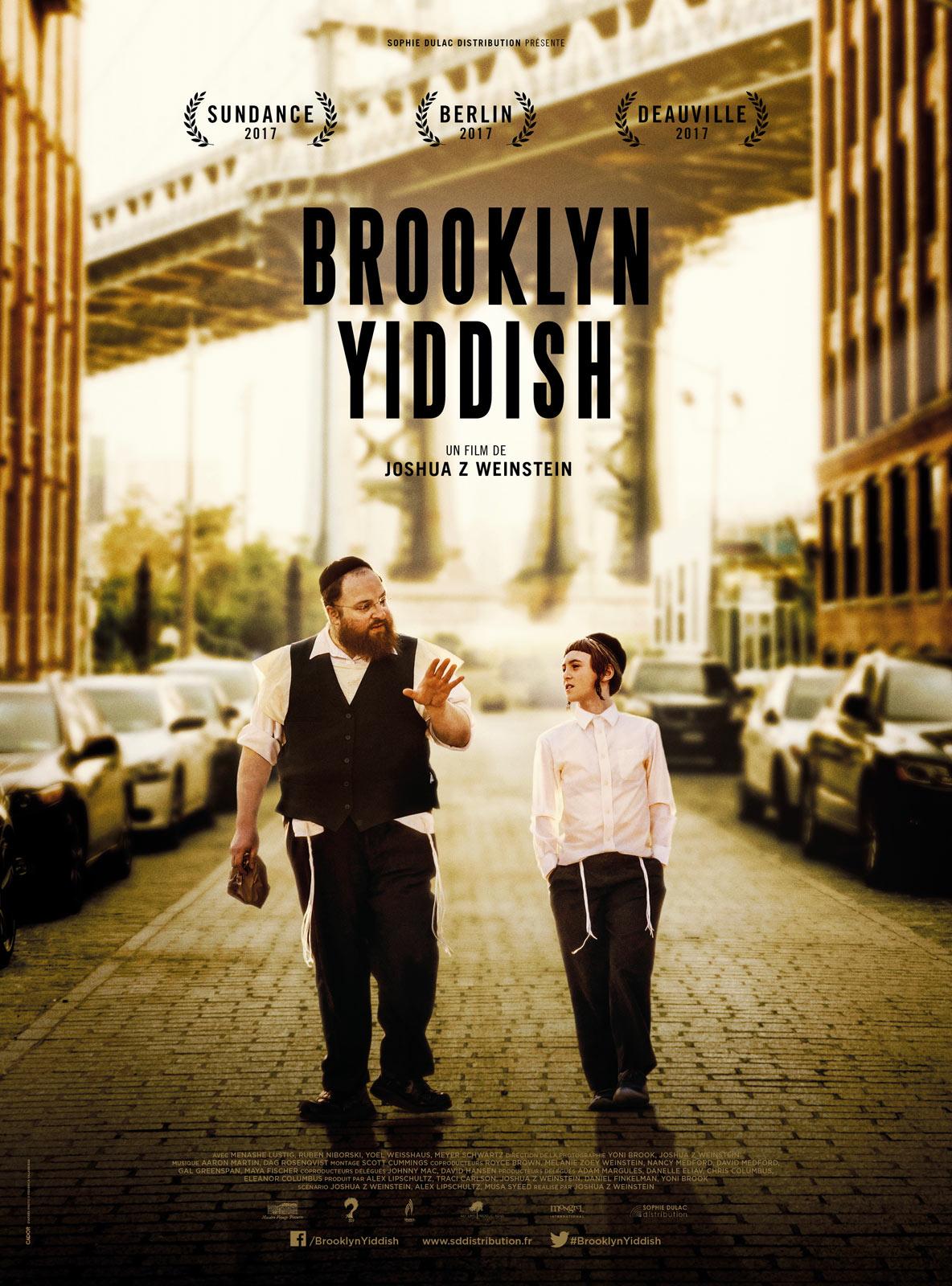 Brooklyn Yiddish en Streaming