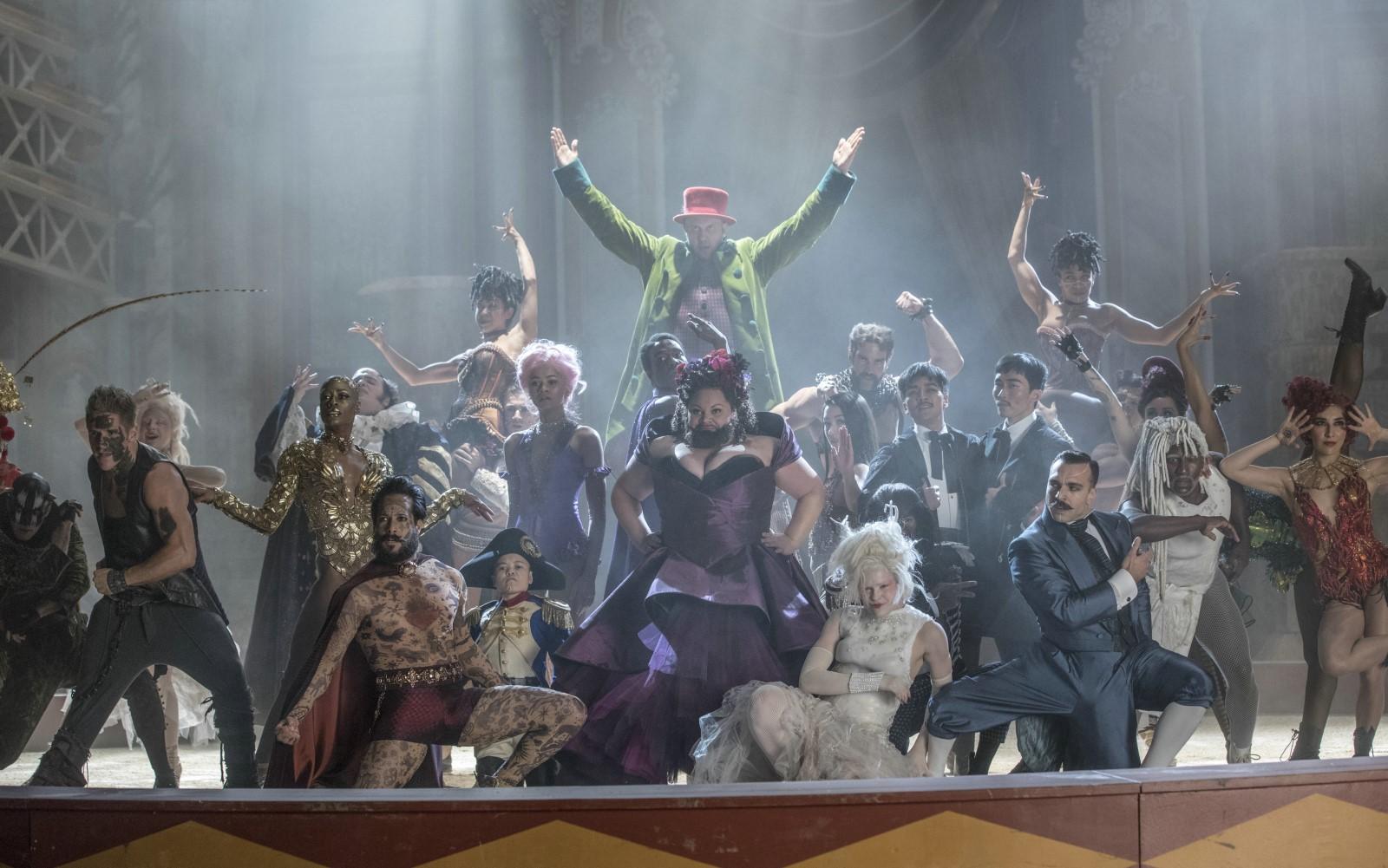 Photo de Keala Settle - The Greatest Showman : Photo Keala Settle, Zendaya - AlloCiné