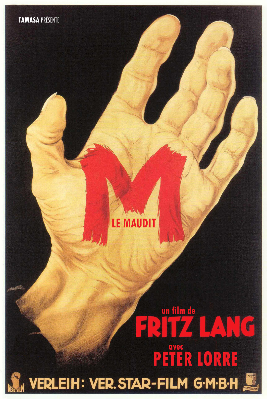 M Le Maudit Film 1931 Allocine